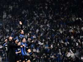 El Atalanta remontó un tempranero gol genovés para hacerse con los 3 puntos. AFP/Archivo