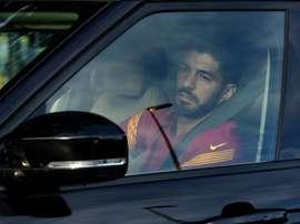 Affaire Suarez : la Juventus dit avoir agi dans les règles. AFP