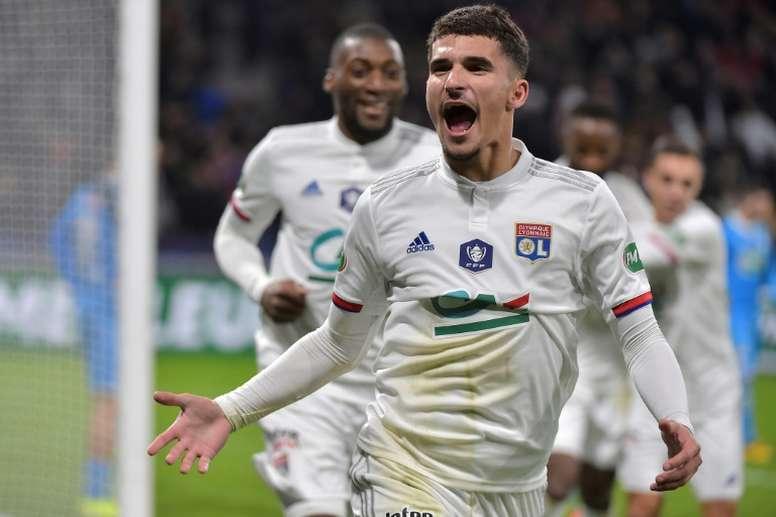 Le PSG et Lyon rejoignent Rennes en demies. AFP
