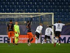 Ligue 1: Lille gagne à Montpellier mais perd la tête. AFP