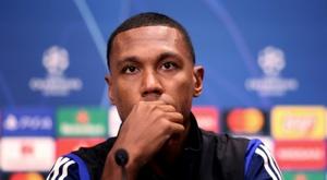 Marcelo, optimiste avant le choc contre la Juve. AFP