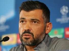 Conceição também tem jogadores indisponíveis para o clássico. AFP
