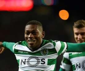 Rafael Leao rescindió su contrato con el Sporting de Portugal. AFP
