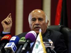 Le président de la fédération palestinienne suspendu un an. AFP