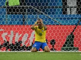L'Amérique du Sud n'a plus d'équipe en lice. AFP