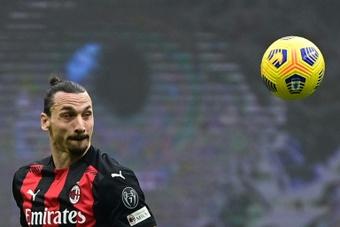 Ibrahimovic rivela il suo giocatore preferito. AFP