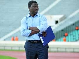 El ex seleccionador de Togo, Banna Tchanile, es uno de los que han sido inhabilitados. EFE/Archivo