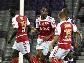 Siebatcheu pourrait être la surprise la saison prochaine ... en Ligue 1 ? AFP