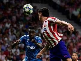 Un défenseur de l'Atlético dans le viseur de Monaco. AFP