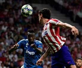 Juventus estava interessada em Savic. AFP