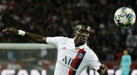 Paris sous le charme d'Idrissa Gana Gueye. AFP
