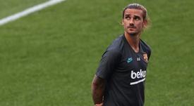 El Barcelona, obligado a hacer malabares para cuadrar las cuentas. AFP