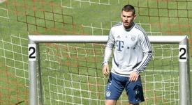 Possível troca Lucas-Sané entre Bayern e City. AFP