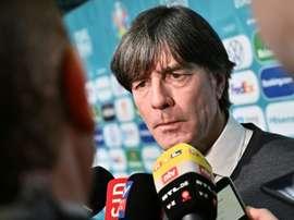 Löw attend plus de ses joueurs. AFP