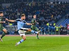 Confira tabela de goleadores da Série A 2019-20. AFP
