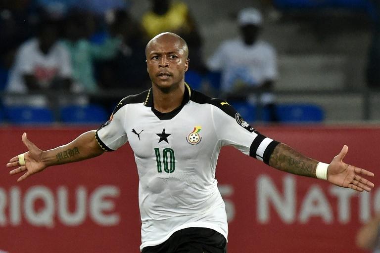 Ayew désigné nouveau capitaine — Ghana