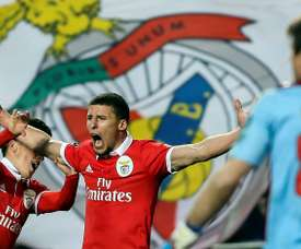 Ruben Dias, objectif principal de Manchester City cet hiver. AFP