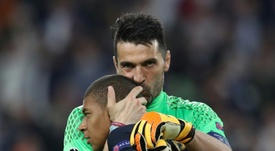 Buffon já tem o seu preferido. AFP/Archivo