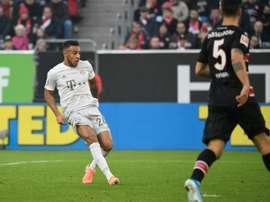 La Premier League fait les yeux doux à Tolisso. AFP