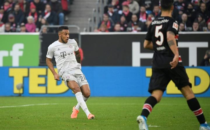 El Bayern ha tasado a Tolisso en 20 millones. AFP/Archivo