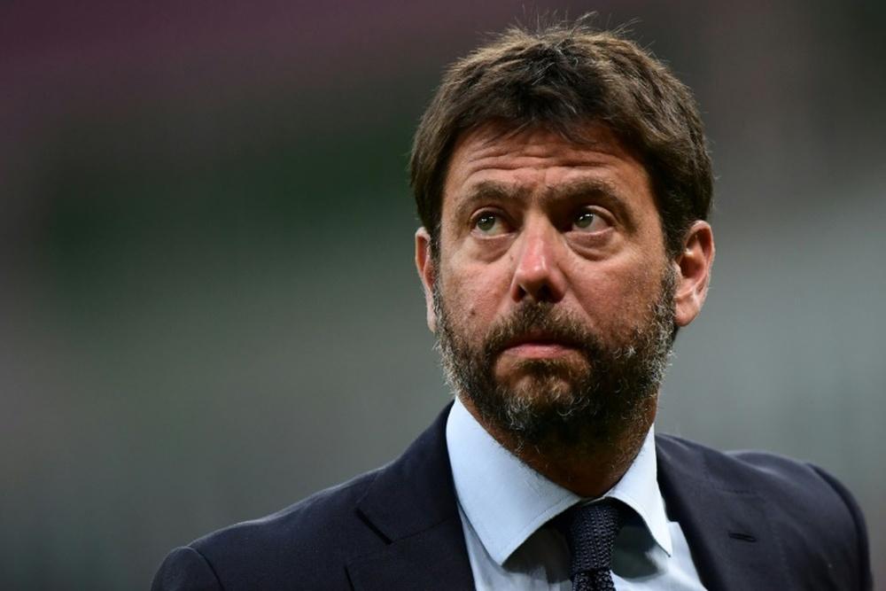 A Juventus tem perdas de 191 milhões de euros devido a COVID-19. AFP