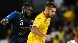 Le roumain quitte définitivement l'Inter. AFP