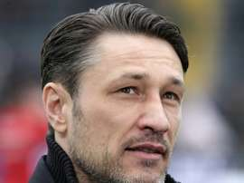 Niko Kovac takes on his former club. AFP