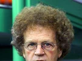 Herbin, une 'très grande personnalité' du football, salue Deschamps. AFP