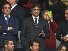 L'objectif du River Plate. AFP