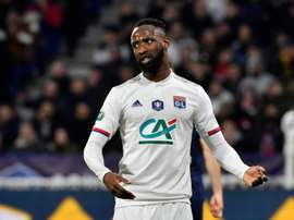 Moussa Dembele is also on Inter's agenda. AFP