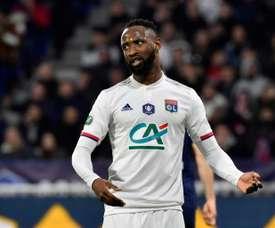 O United tentará Moussa Dembélé outra vez. AFP