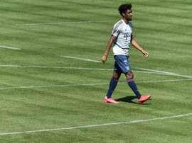 Coman incertain face à Chelsea. AFP