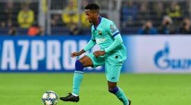 Le rêve d'Ansu Fati, la 'peur' du Barça. AFP