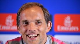 El técnico alemán cuenta con Rabiot para lo que resta de temporada. AFP