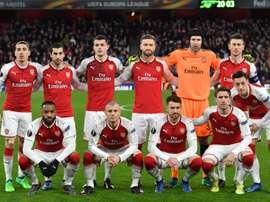 Las mangas de la camiseta del Arsenal animarán a 'visitar Ruanda'. Arsenal