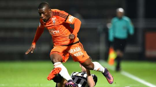 Majeed Waris has already been the subject of interest from Burnley during this transfer window. AFP