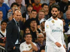 Le record que le Real Madrid de Zidane pourrait arracher au Barça de Guardiola. AFP
