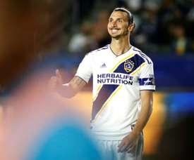 Zlatan aurait  choisi Boca Juniors. AFP