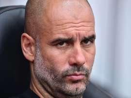 Ganador Guardiola. AFP/Archivo
