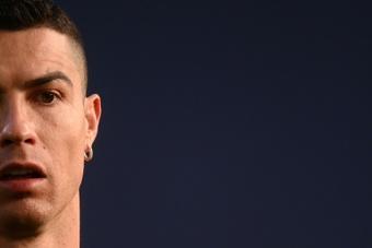 La Juventus cojea sin la presencia de Cristiano Ronaldo. AFP