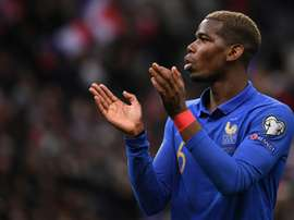 La liste de Didier Deschamps : Pogba revient, Camavinga reste. afp