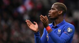 Raiola salió en defensa de su jugador. AFP