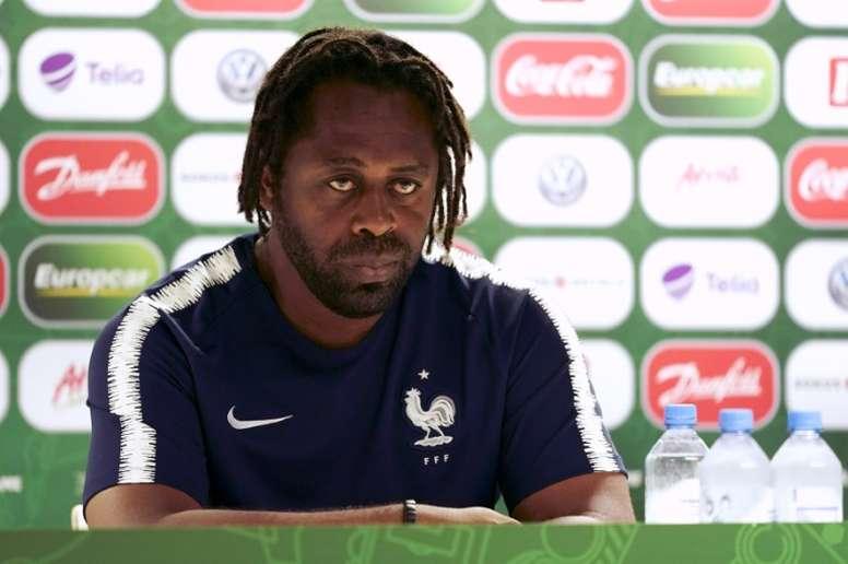 La France bat le Panama et se qualifie pour les huitièmes. AFP
