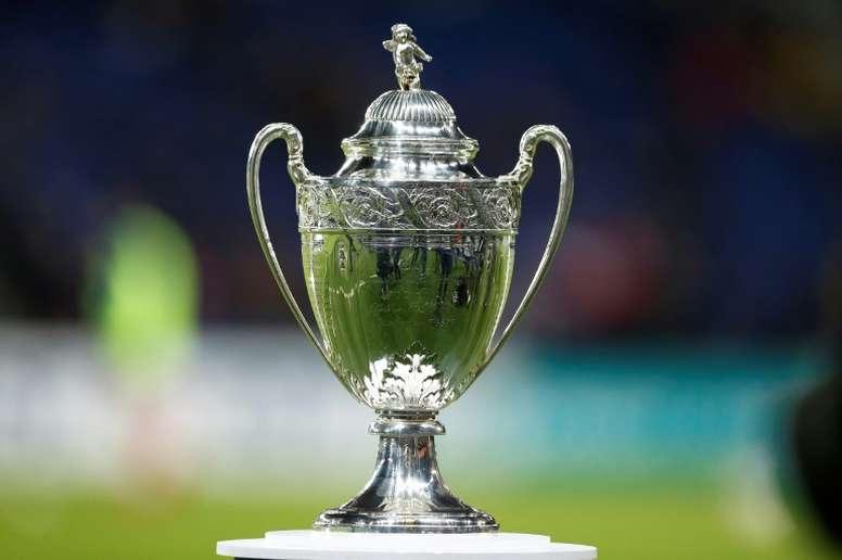Coupe de France: la prolongation supprimée sauf en finale. AFP