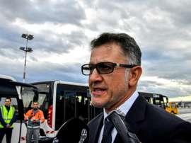 Juan Carlos Osorio ha dejado una lista de candidatos a tomar las riendas de México. AFP