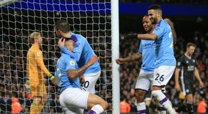 City autoritaire, Everton et Arsenal ennuyeux devant Ancelotti et Arteta. AFP