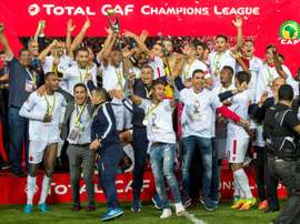 Wydad Casablanca conquista Liga dos Campeões africana. AFP
