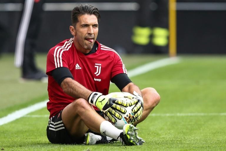 Buffon abandonará a Juventus em 2022
