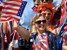Les supporters ont le droit d'être confiants. AFP