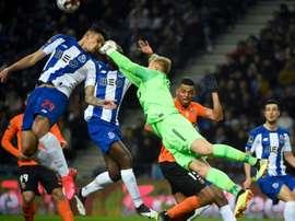 Le championnat portugais peut reprendre fin mai à huis clos. AFP